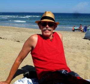 G on Beach